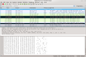 wireshark_centos